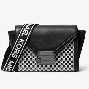 Michael Kors Mini Convertible Crossbody Bag